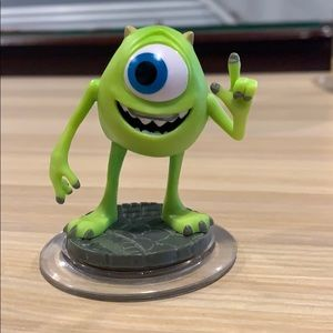 Disney Infinity Game Figure- Mike Wazowski
